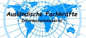 Ausländische Fachkräfte Anzeigebild